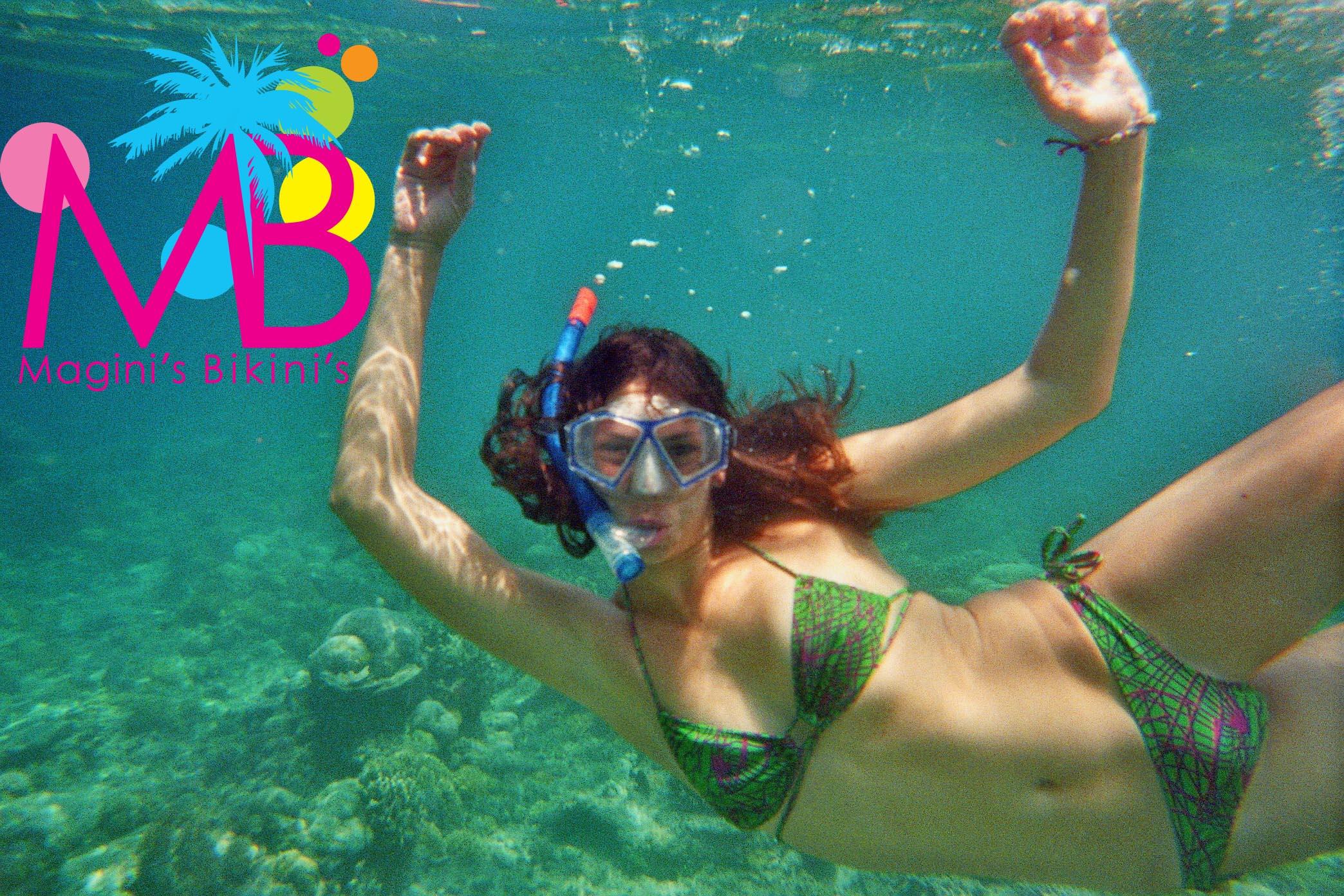 Underwater Bikini Pics
